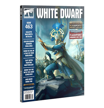 White Dwarf Magazine #463