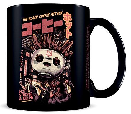 Black Coffee Kaiju (Ilustrata) Mug