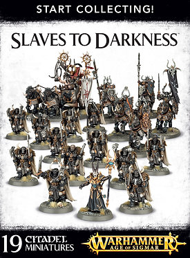 Warhammer Age of Sigmar: Start Collecting! Slaves to Darkness (70-83)