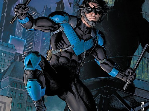 Future State: Nightwing #1 Nicola Scott Variant