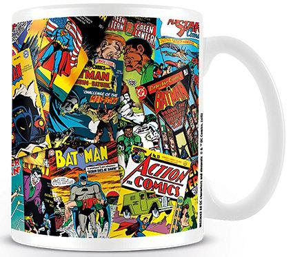 DC: Classic Covers Mug