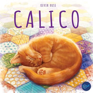 Calico Board Game