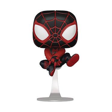 Marvel's Spider-Man: Miles Morales (Bodega Cat Suit) Pop! Figure