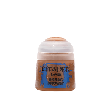 Citadel Layer: Skrag Brown (22-40)