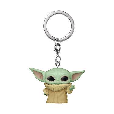 Child (Grogu) Mandalorian Pocket Pop! Keychain