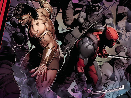Savage Avengers #17 (King in Black)