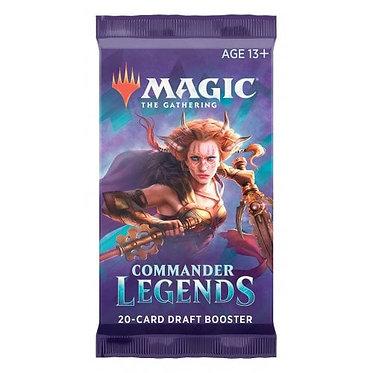 MTG: Commander Legends Draft Booster