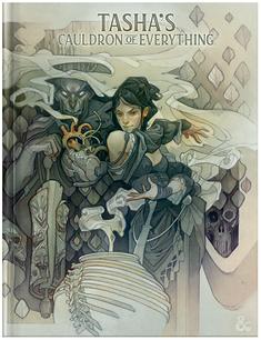 D&D: Tasha's Cauldron of Everything (Alternative Art)