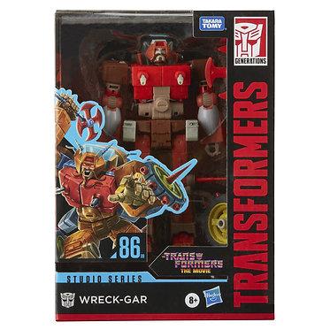 Transformers Studio Series: Gnaw (1986 Movie) Voyager Class [86-09]