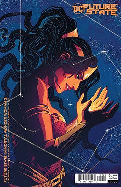 Future State: Immortal Wonder Woman #2 Cardstock Variant