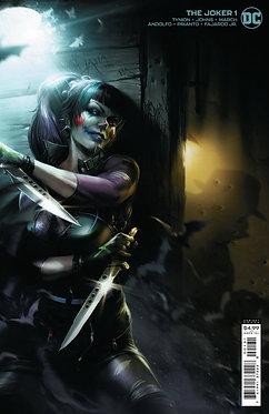 The Joker #1 Mattina Punchline Cover