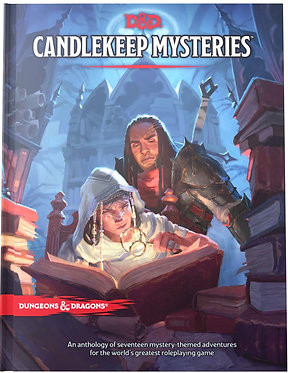 Dungeons & Dragons 5th Edition: Candlekeep Mysteries