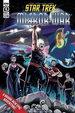 Star Trek: Mirror War #0