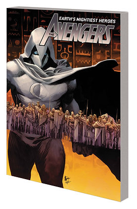 Avengers by Jason Aaron Vol. 7: Age of Khonshu