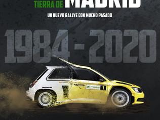 Previo Rallye Tierra de Madrid