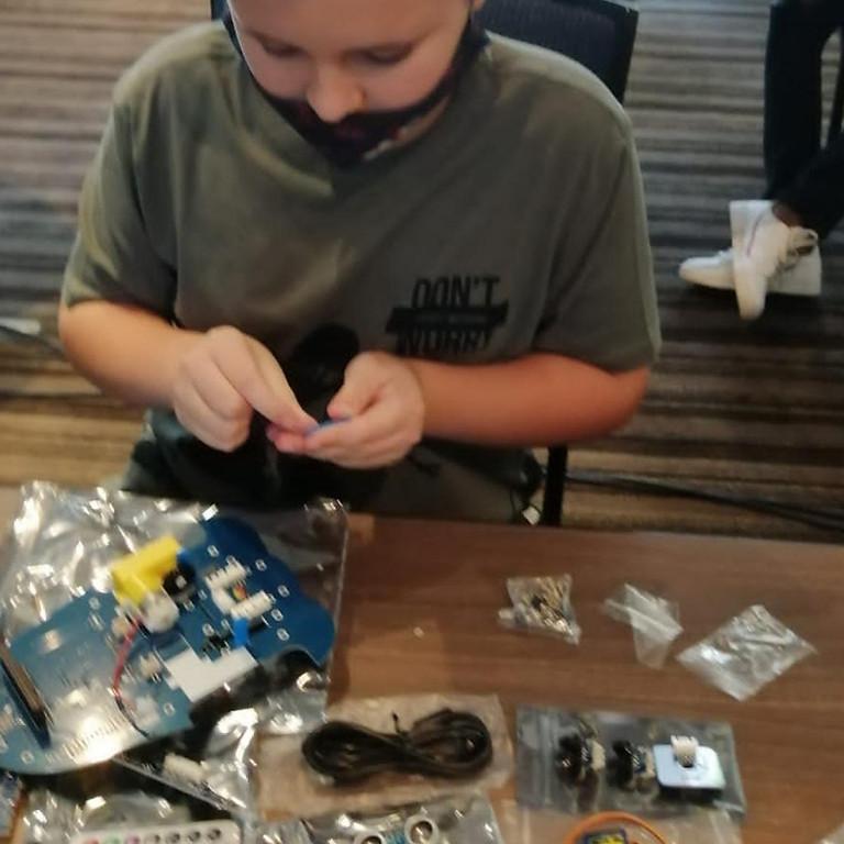 Robotics 4 Kidz Genius Program