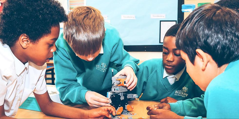 Neurobotics :  Grade 7 (Tembisa)