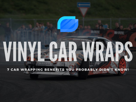 Benefits Of Vinyl Wrapping A Car