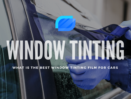 What is the best window tinting film for cars?