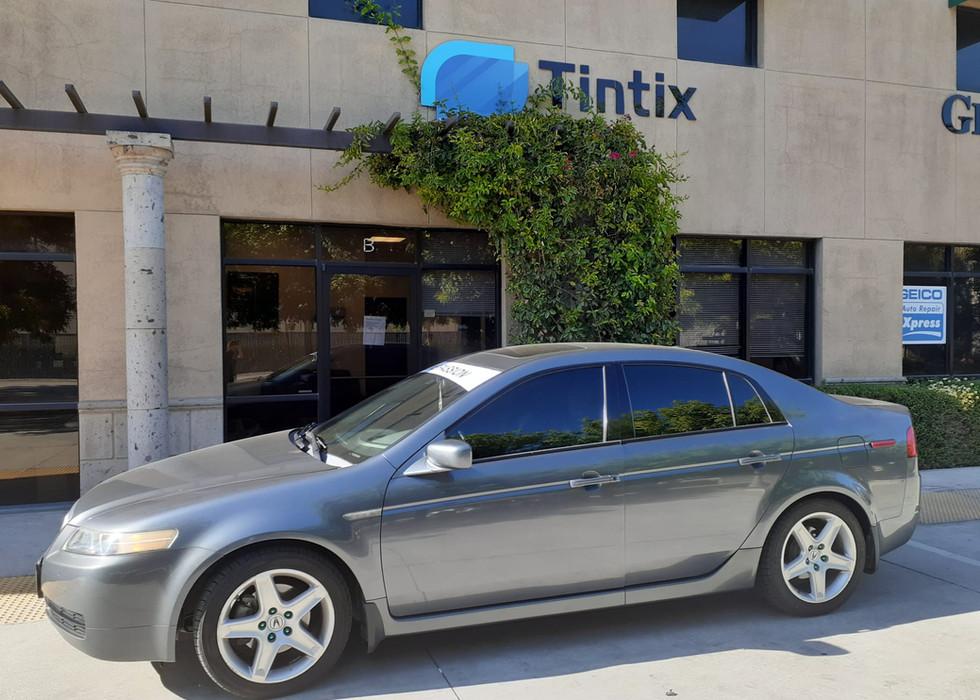 2006 Acura TL tinting .jpg
