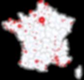 Carte des membres CLUBVET NEGO 2017
