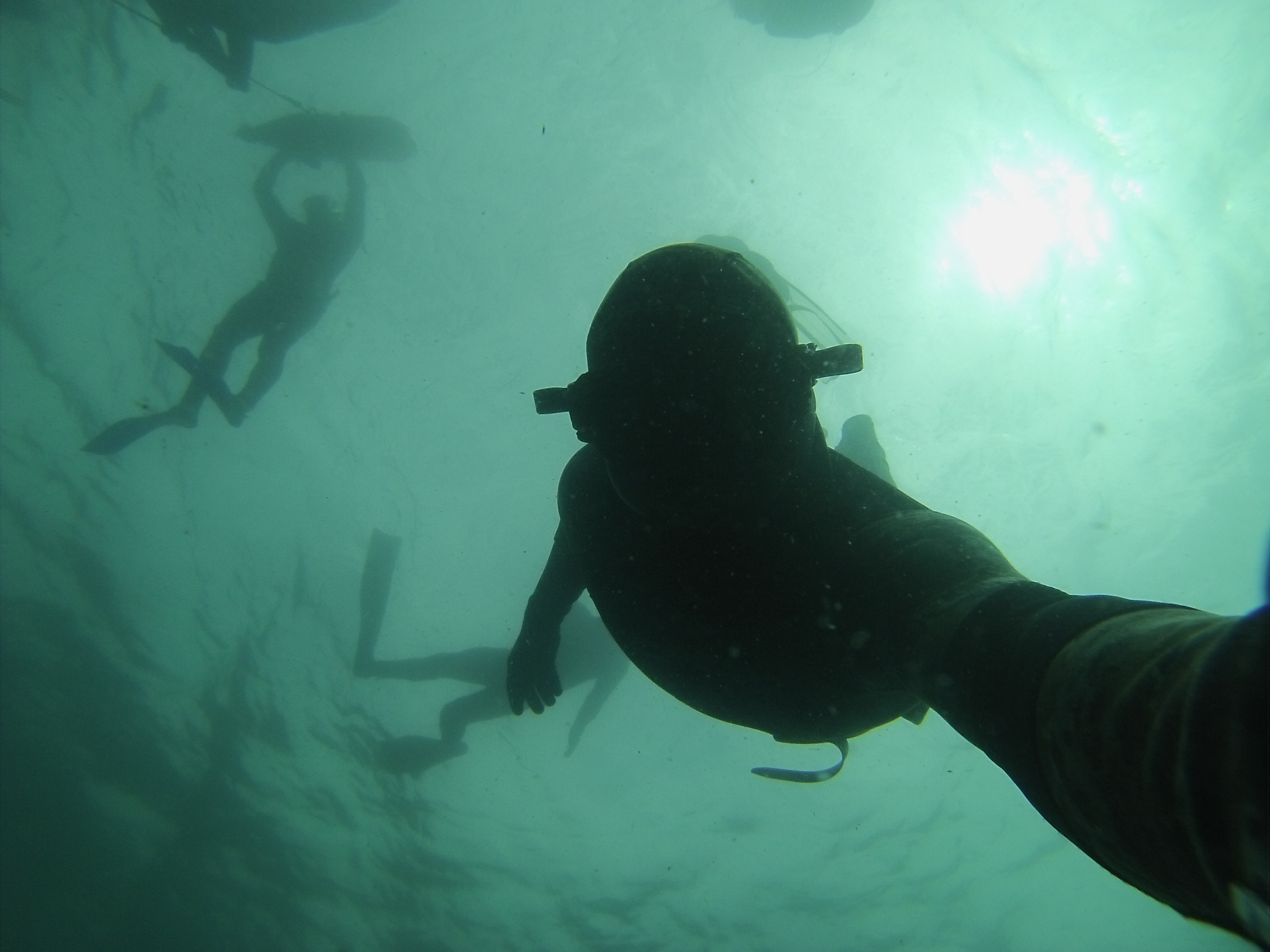 FreeDiving 30 m