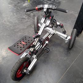 Montage Rider Mechanica
