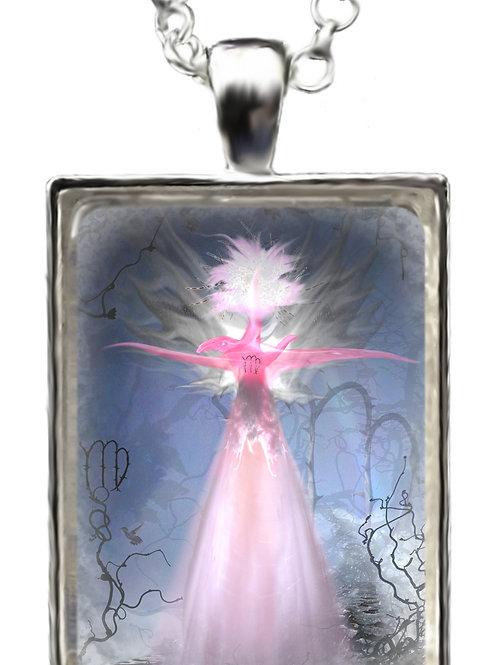 Archangel Hamaliel Pendant