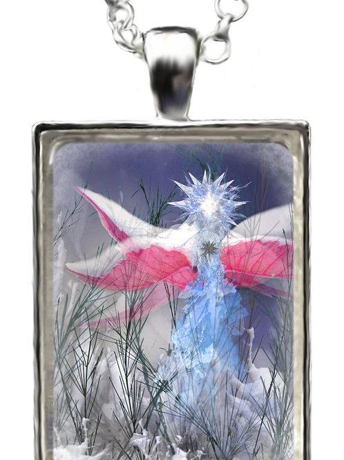 Archangel Chamuel Pendant