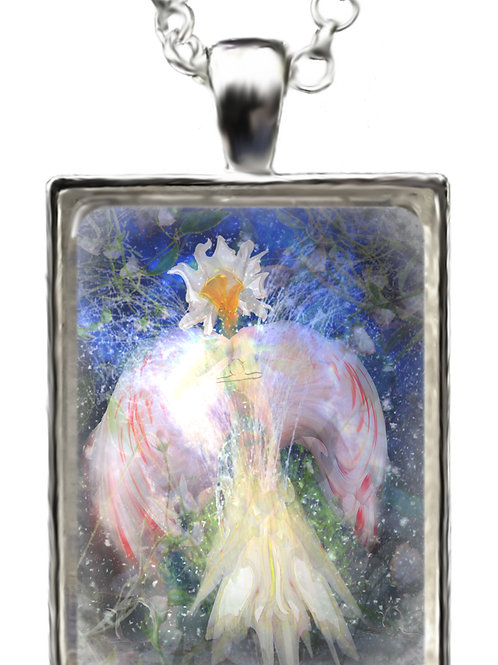 Archangel Barbiel Pendant