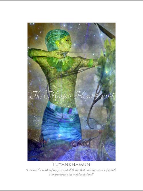 Tutankhamun 12x16 Unframed Giclée Print