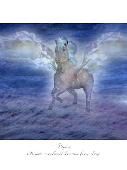 Pegasus 16x12 Unframed Giclée Print
