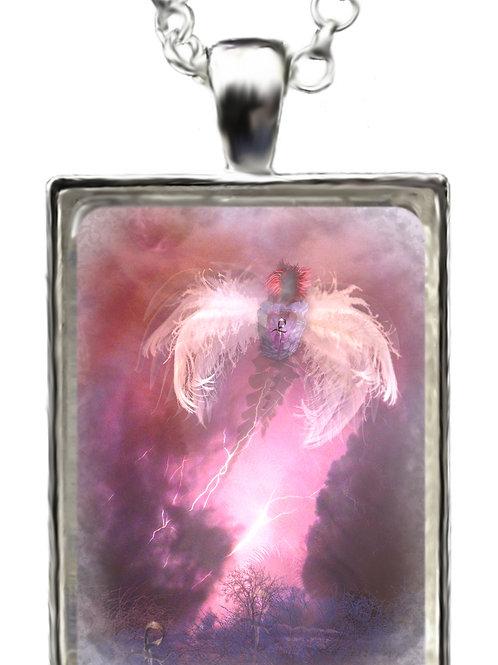 Angel Phoenix Pendant