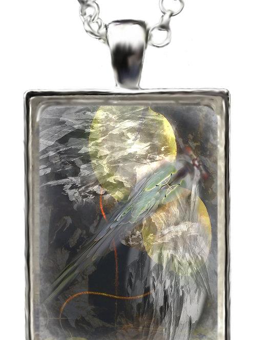 Archangel Barchiel Pendant