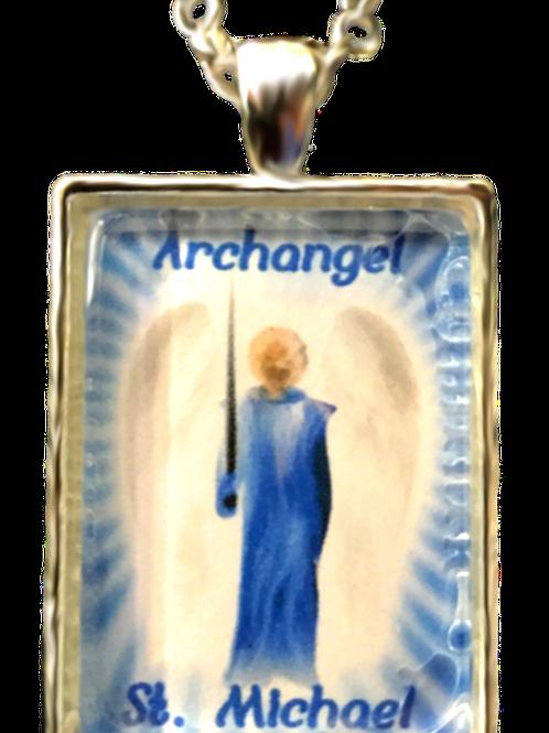 Archangel St. Michael Pendant