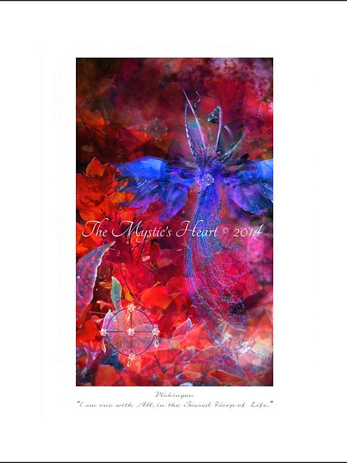 Wakinyan 12x16 Unframed Giclée Print
