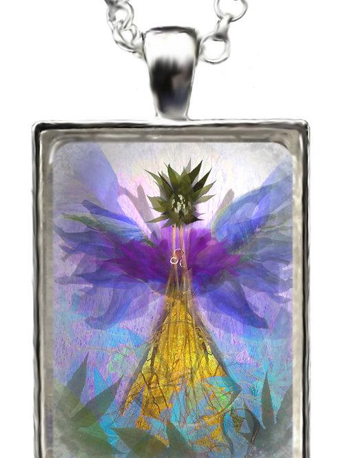 Archangel Verchiel Pendant