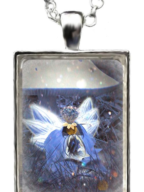 Archangel Selaphiel Pendant