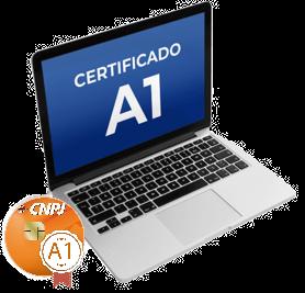 e-CNPJ - A1 | EM ARQUIVO