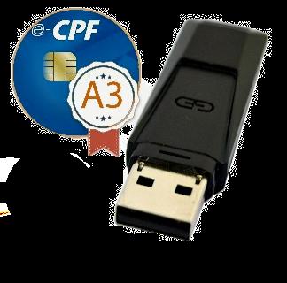 e-CPF - A3 | TOKEN