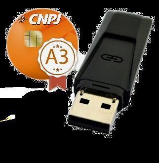 e-CNPJ - A3   TOKEN