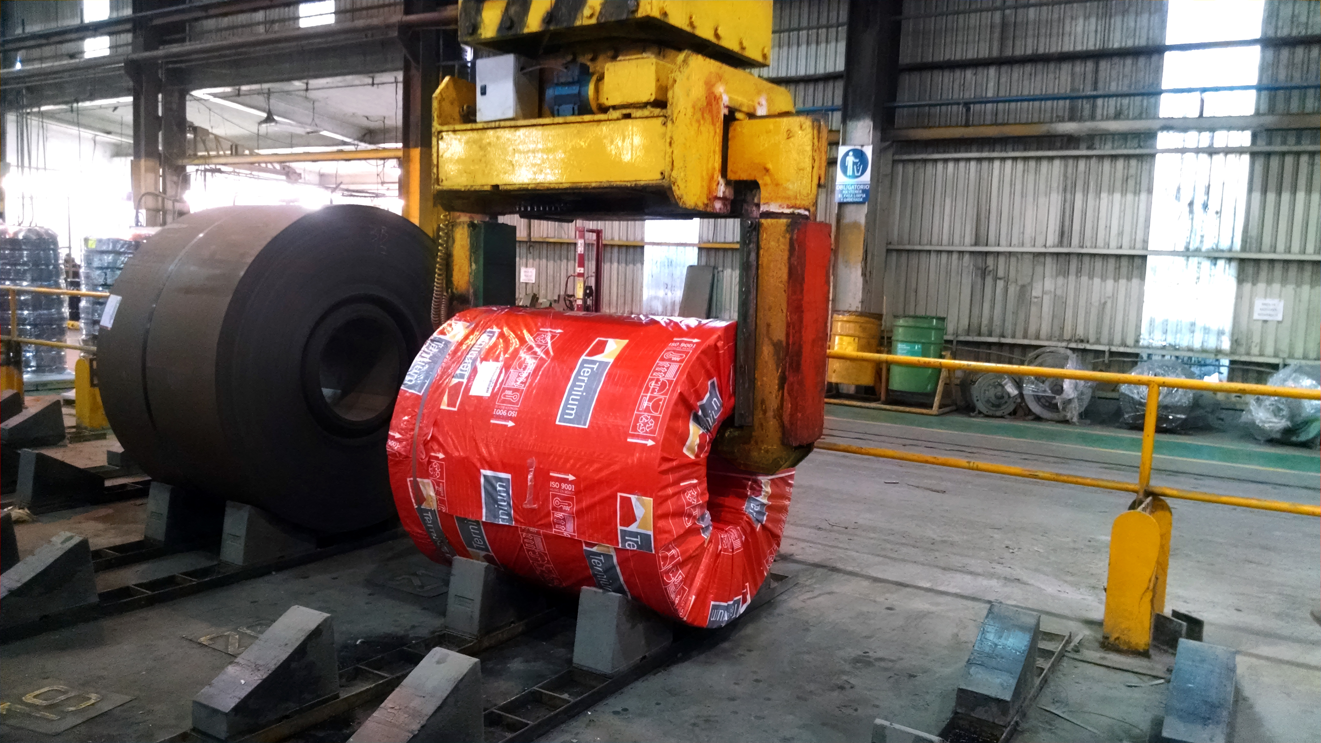Turbopak rollos prueba ternium04