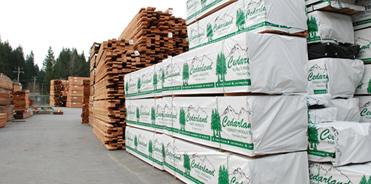 Protected Lumber Bundles