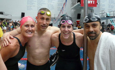 45+ A Mixed Free Relay