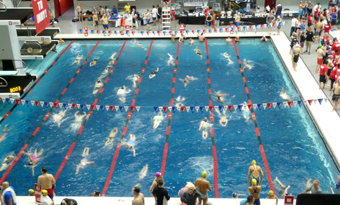 Diving Well/Warm-up pool