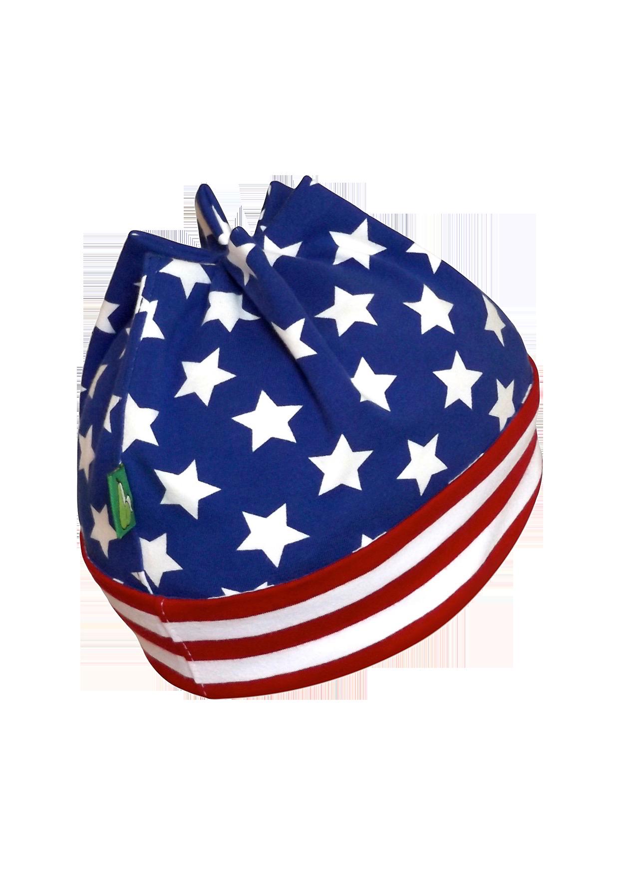 """Sixx-Zagg-Mütze """"America"""""""