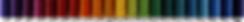 Garnspulen regenbogenfarben. prettybanana.com