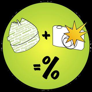 %% Mustermützen-Rabatt-Aktion %%