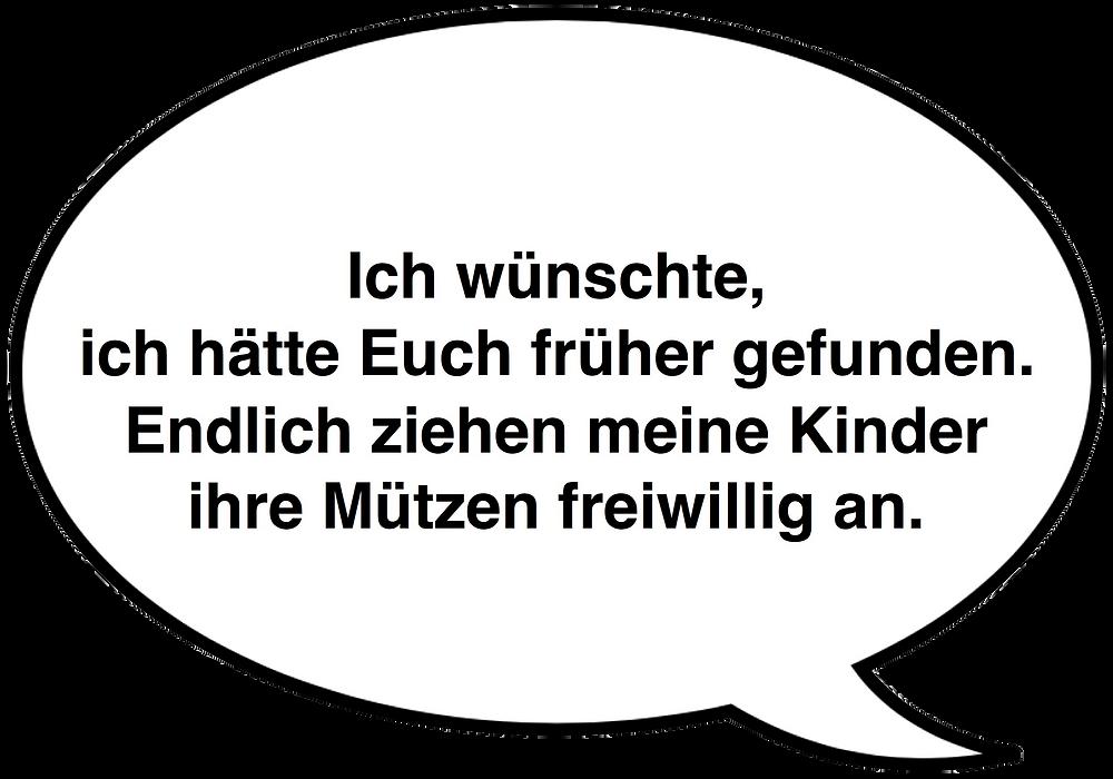 Feedback. Endlich ziehen meine Kinder ihre Mützen freiwillig an. Sixx-Zagg-Mützen von prettybanana.com. Deine individuelle Mütze aus München.