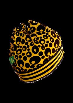 Pretty Banana Sixx-Zagg-Mütze